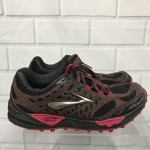Brooks Cascadia 7  Running Trail Sneakers